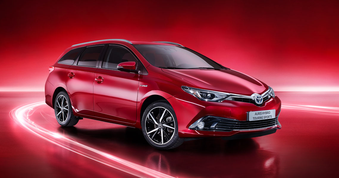 Premio Cash Auris Hybrid Touring Sports