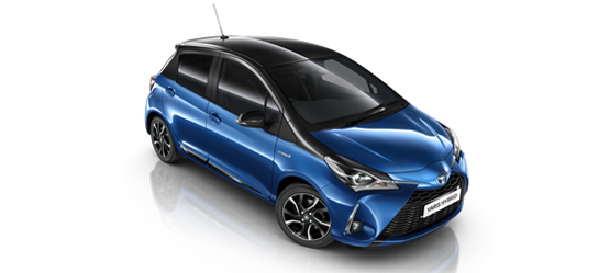 Yaris Hybrid Autumn Promotion