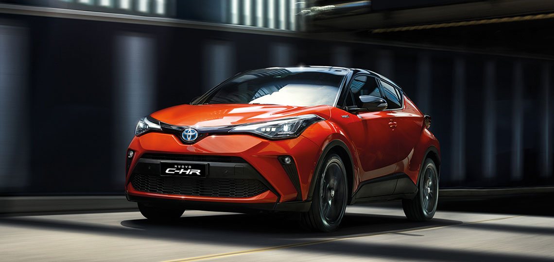 Nuovo C-HR 2.0l Hybrid Dynamic Force®