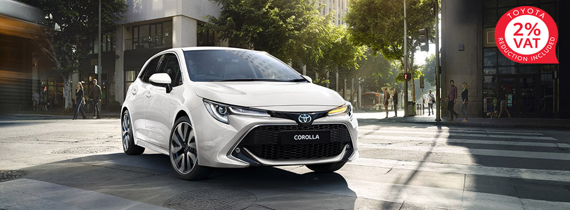 new corolla hatchback image
