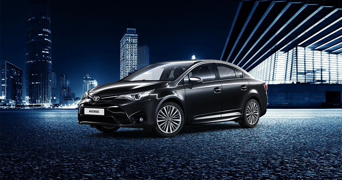Avensis Pack Trend+