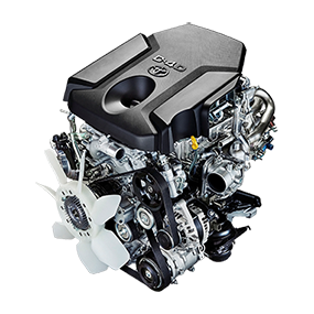 2.8L Diesel (177 HP) 6 Speed Automatic