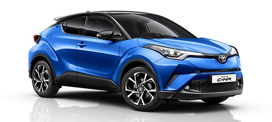 C-HR Trend Selection