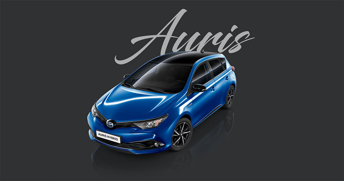 Auris Touring Sports Hybrid Limited Selection