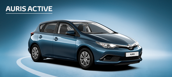 £500 Customer Saving on Auris Active (Exc HSD)