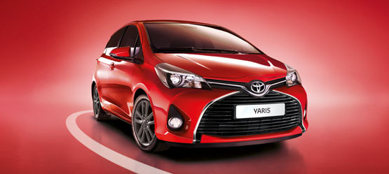 £1000 Customer Saving on Yaris Active (Exc HSD)