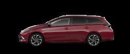 Toyota Yaris. Suosittu hatchback nyt myös hybridinä.