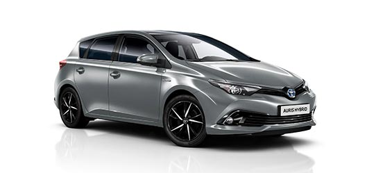 Auris Hybrid Trend Selection