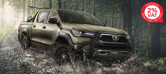 The All-New Hilux