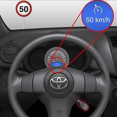 Automatic Speed Limiter (ASL)