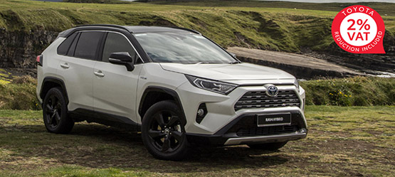 The New RAV4